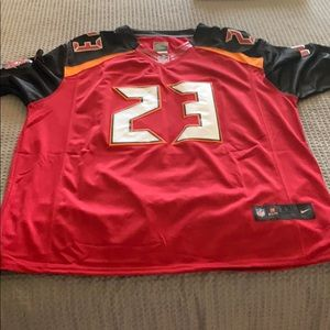 Authentic NFL Buccaneers Jersey